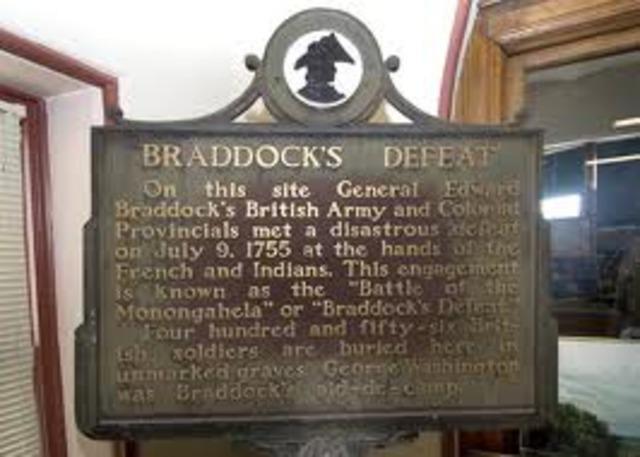 Baraddock's defeat