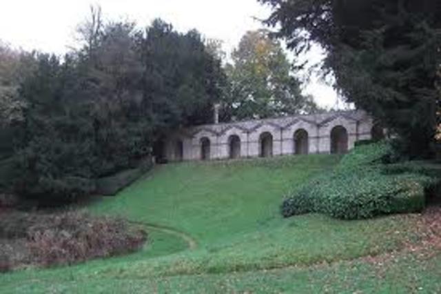 Rousham Garden von William Kent