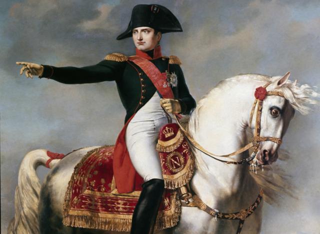La Rebelión de Napoleón