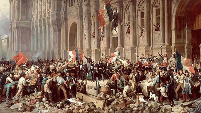 La Revolución de 1848 y La Primavera de Los Pueblos