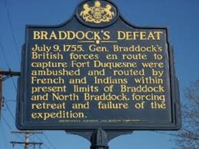Braddocks Defeat