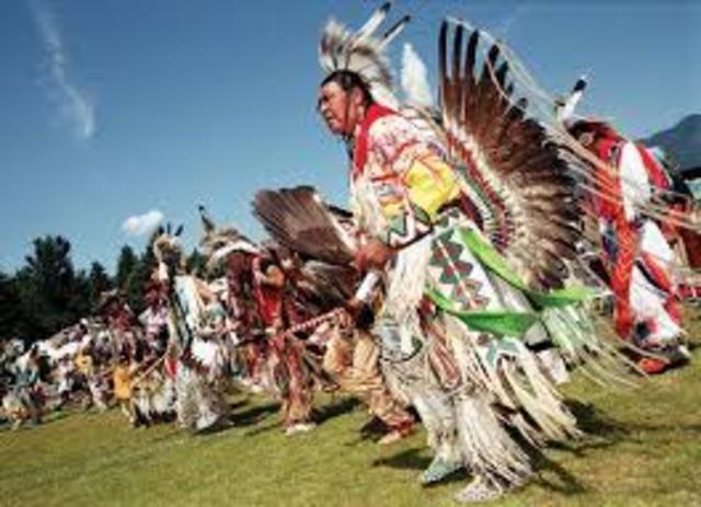 Communication of Natives