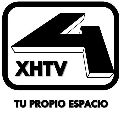 Primera transmisión del canal 4 (XHTV)