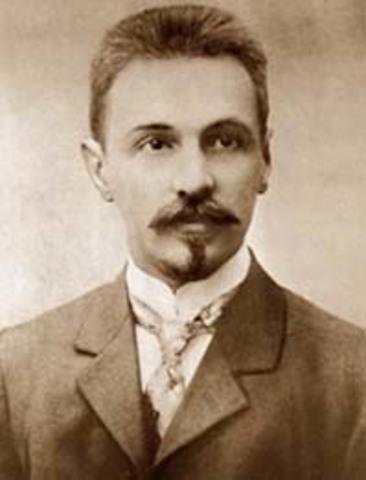 Борис Львович Розинг