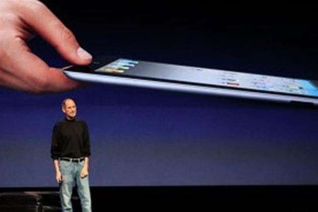 модель второго поколения — iPad 2, с улучшенными характеристиками.