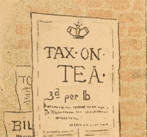 Tea Acts
