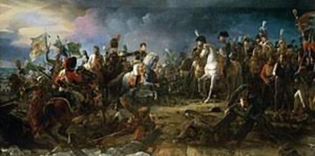 Batalla de Austerlitz.