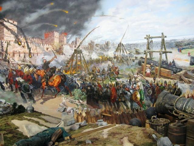 Final regne Bizantí.