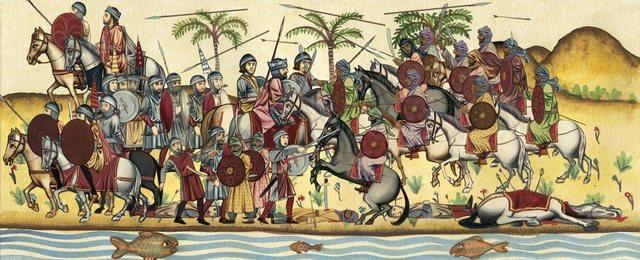 Batalla de Guadalete.
