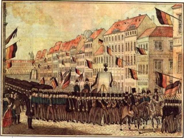 Oleada Revolucionaria de 1848.