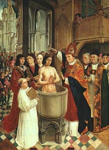 Conversió cristianisme dels Visigots.