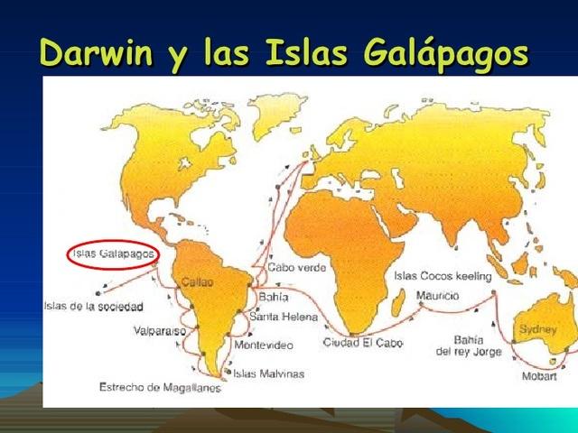 Expedicion a Islas Galapagos