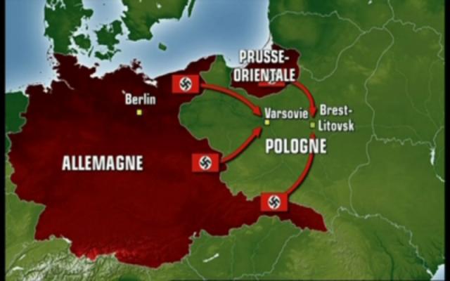 Entrée en guerre de la France et du Royaume-Uni