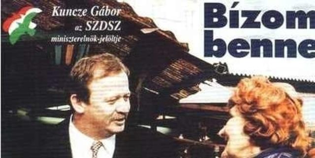 1994-es választások I. forduló