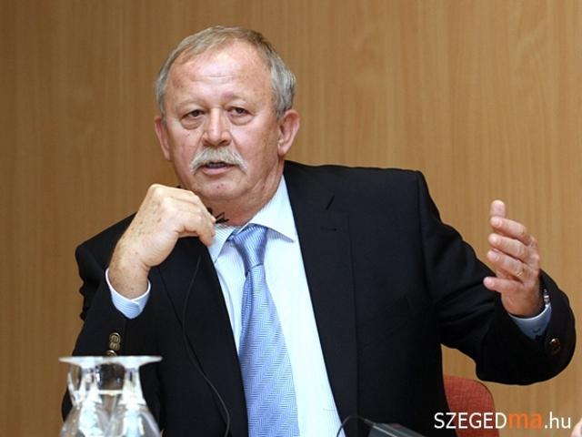 Kuncze Gábor az SZDSZ elnöke