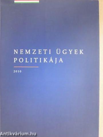 Nemzeti ügyek politikája