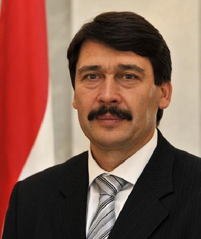 Áder János,köztársasági elnök