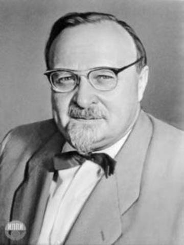 Aleksandr Oparin