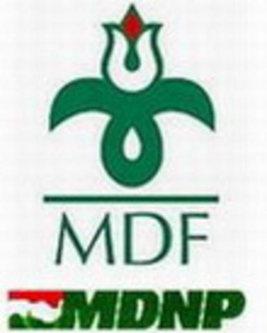 Egyesülés az MDNP-vel
