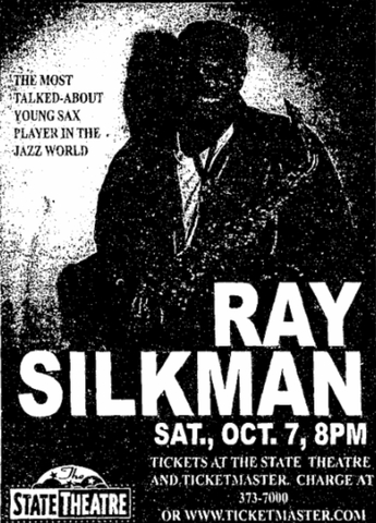 Ray Silkman Makes Appearance at WMU