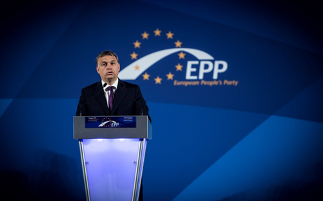 Európai Néppárt tagja lett