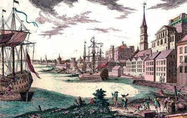 Boston Port Act of 1774 (cont.)