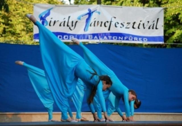 Nemzetközi Sirály Táncfesztivál Balatonfüred