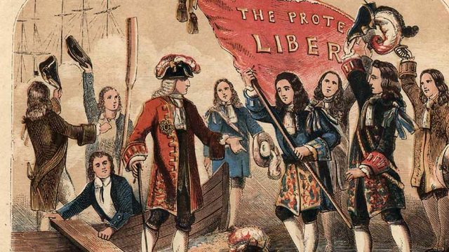 The Mutiny Act of 1689 (cont.)