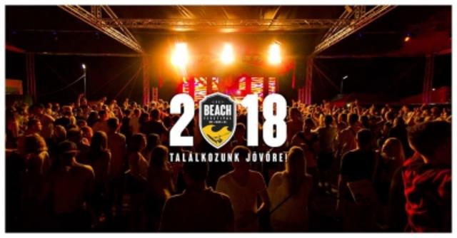 Beach Fesztivál - Balatonfűzfő