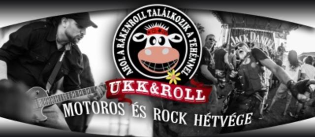 Ukk&Roll Rock és Motoros Hétvége