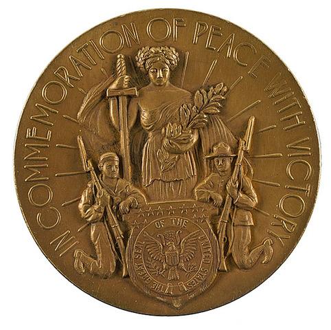 Jackie Robinson receives springarn medal