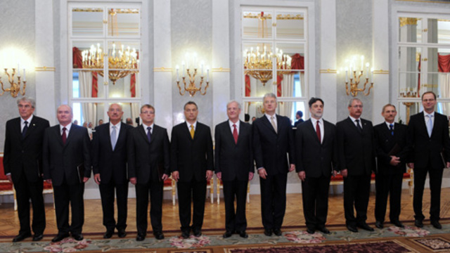 2. Orbán kormány