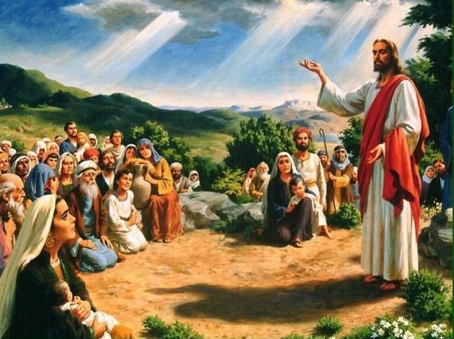 Ministerio público de Jesús y divulgación de su palabra a través de los doce apóstoles