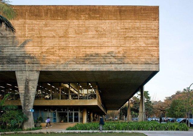 Facultad de Arquitectura y Urbanismo - San Pablo