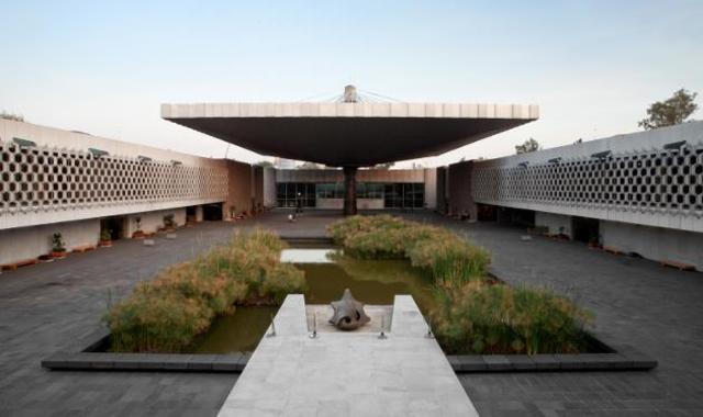 Museo Nacional de Antropología - México