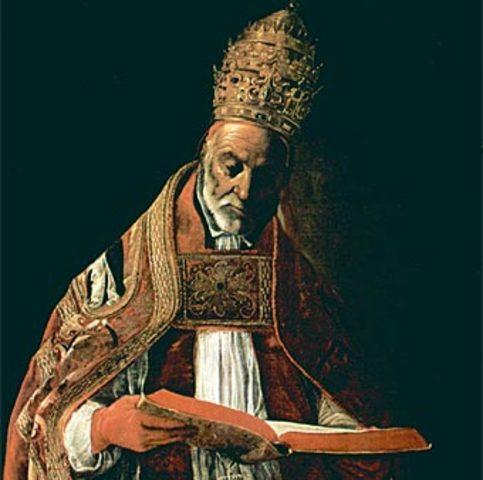 Papa Gregorio Magno y su papel