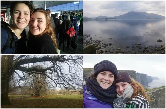 El viatge a Irlanda