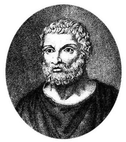 (625-547 a.C.) Tales de Mileto