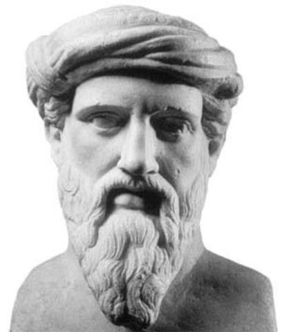 (610-547 a.C.) Anaximandro
