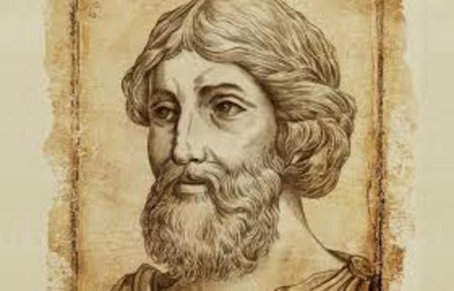 (580-800 a.C.) Pitágoras
