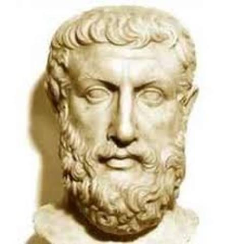 (540-480 a.C) Heráclito