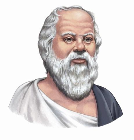 (469-399 a.C.) Sócrates