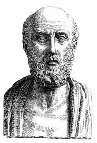 (460 a.C.) Hipócrates