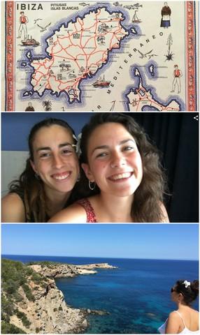 Marxo a Eivissa amb la Judit
