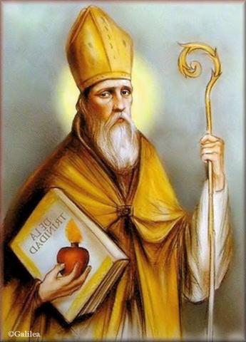 (354-430) San Agustín