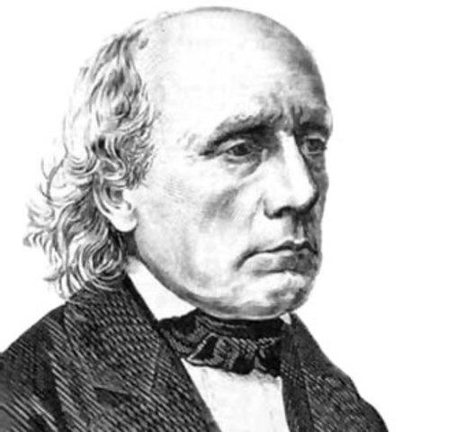 (1801-1887) Gustav Fechner