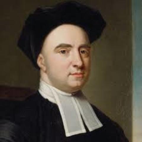 (1685- 1753) George Berkeley