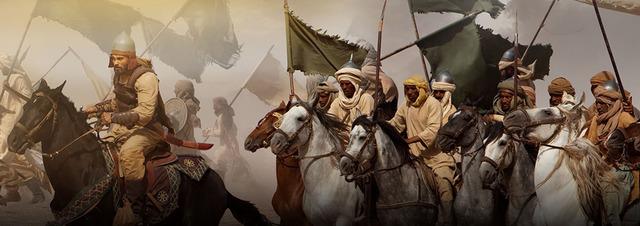 Los musulmanes conquistan Jersualen y Damasco.