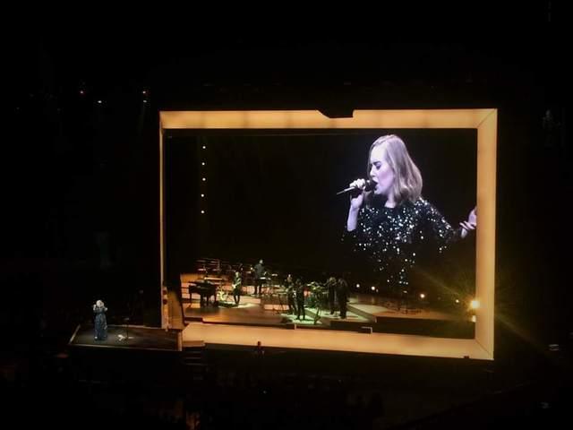 El concert de l'Adele