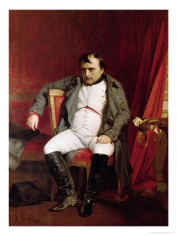 La caida de Napoleón y el miedo al domino venezolano